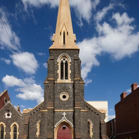 Uniting Church Brunswick